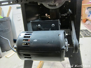 craftsman belt drive table saw motor