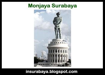 Monumen Jalesveva Jayamahe | Monjaya Surabaya