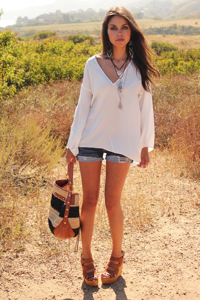 Vivaluxury Fashion Blog By Annabelle Fleur Boho Surrender