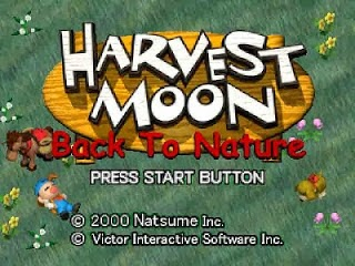 Download Harvest Moon Back To Nature ( Bahasa Indonesia )