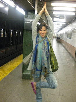NY Subway Tree!