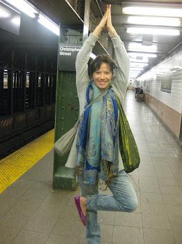 NY Subway Tree!