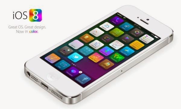 iOS 8: el nuevo sistema operativo movil de Apple