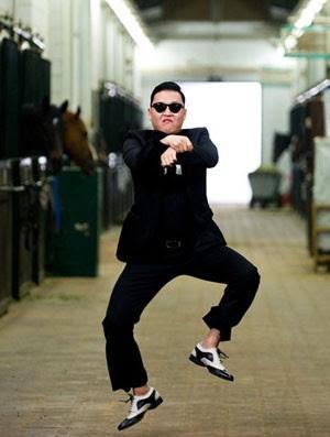 Gangam Style Kaçış Oyunu