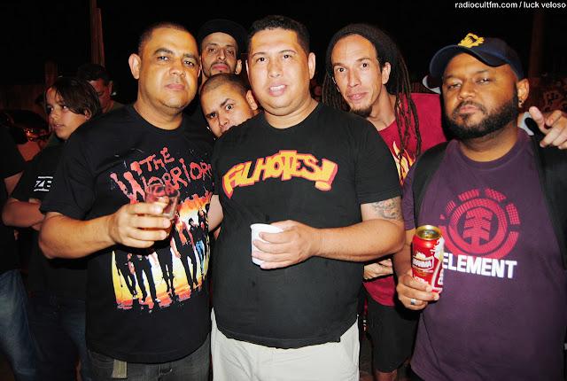 DJ Terror com Redy e amigos - Subúrbio Alternativo Luck Veloso