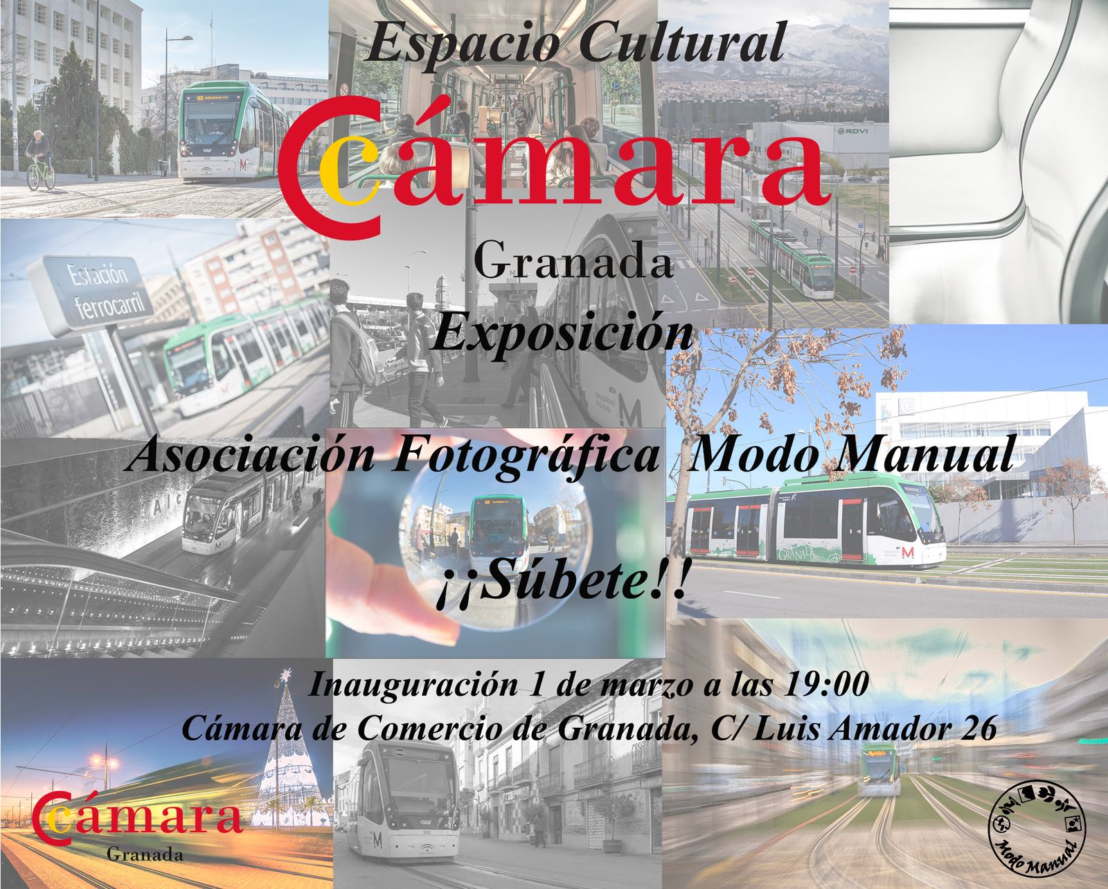 """Exposición Fotográfica """"Súbete"""""""