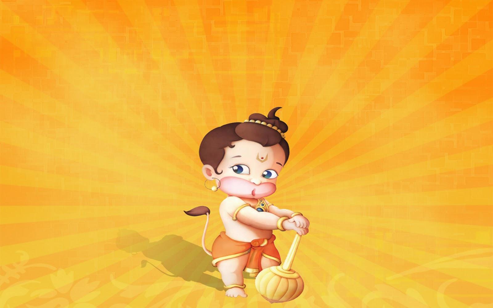 khushi for life new hd funny cartoon hanuman wallpaper images