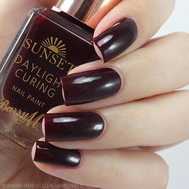Barry M Vengeance Is Wine