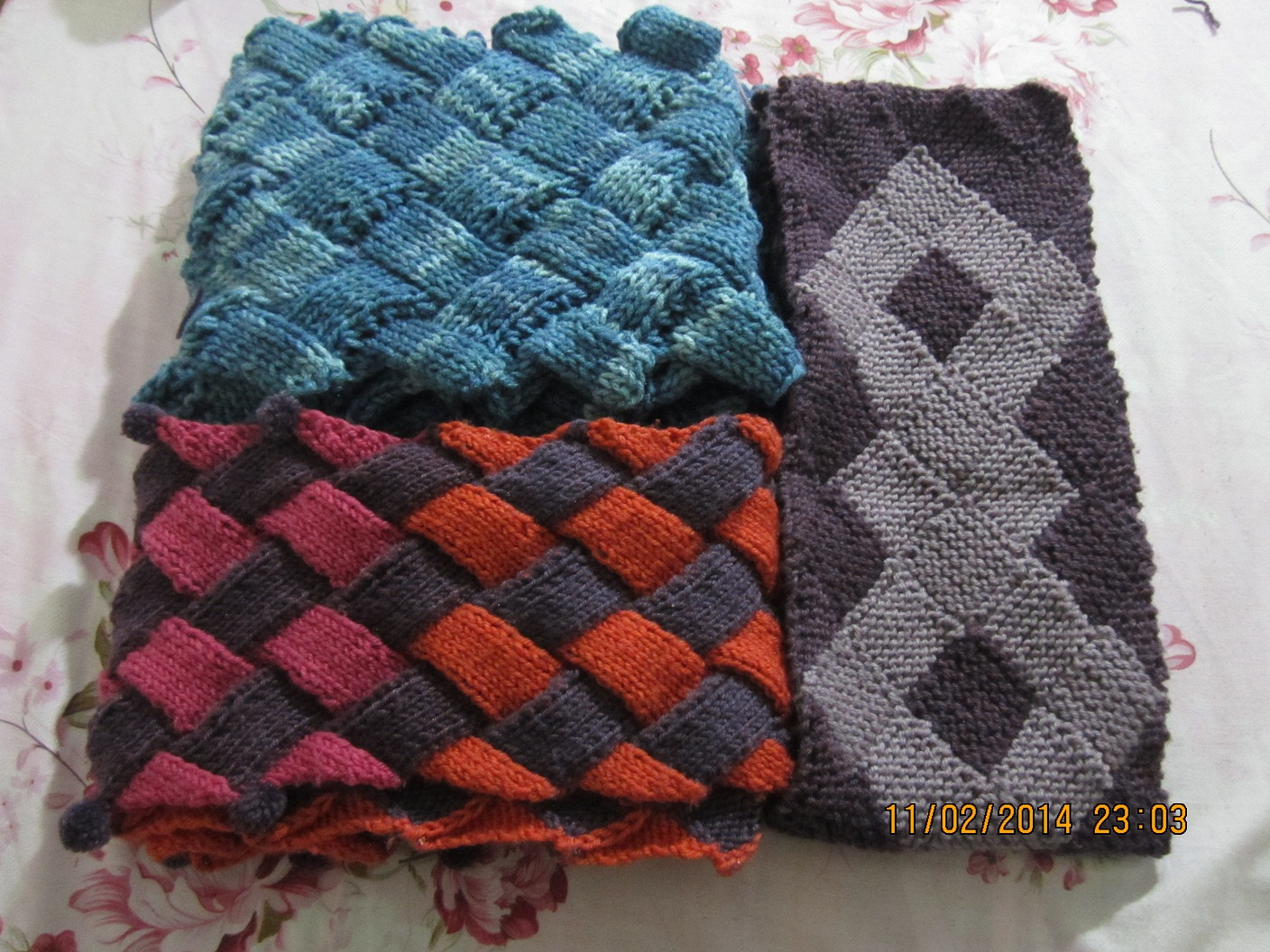 Learn How To Knit Garterlac Knitting Unlimited