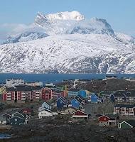 Greenland - Tanah Hijau