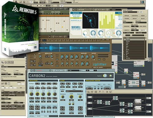 Native Instruments Reaktor 2013 v5.9.0 [EN]
