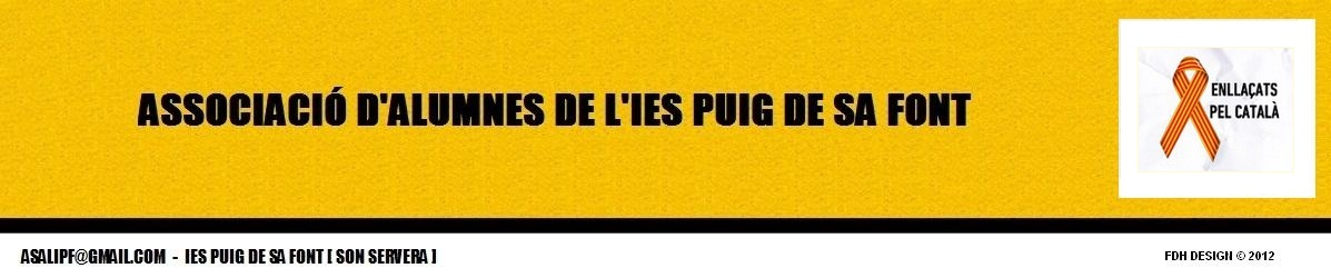 Associació d'Alumnes de l'IES Puig de sa Font