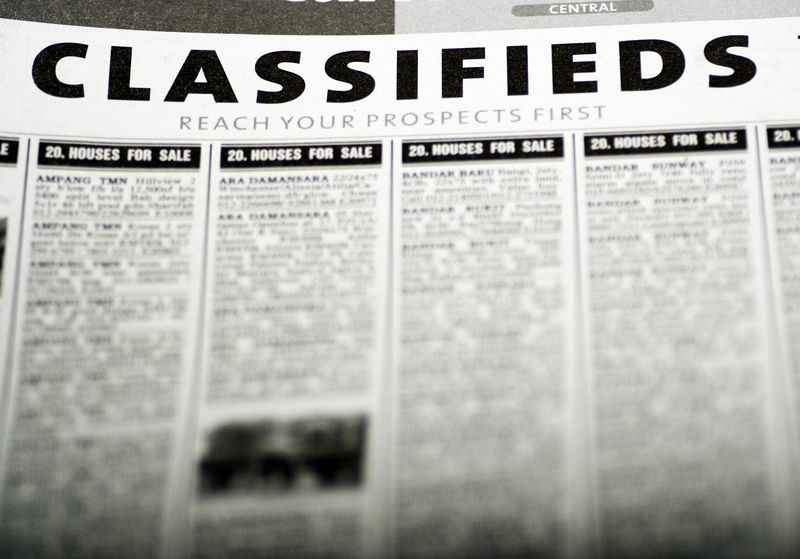 the classified finder