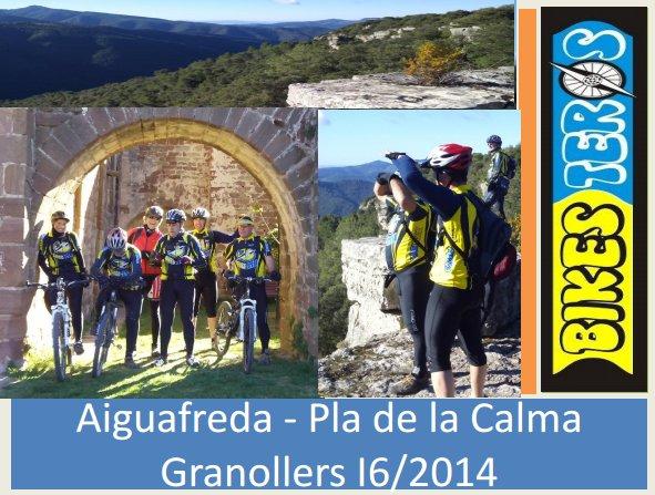 Bikesteros En Btt Aiguafreda Pla De La Calma Granollers