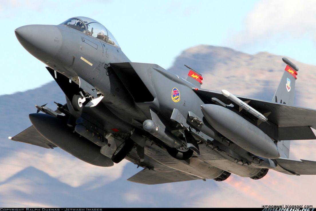 F 15 Strike Eagle F 15E Strike Eagle | M...