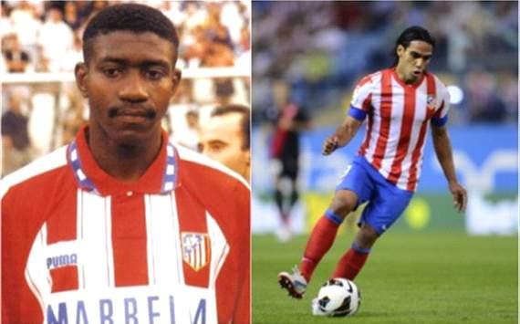 Adolfo Valencia comparó a Falcao con Ronaldo