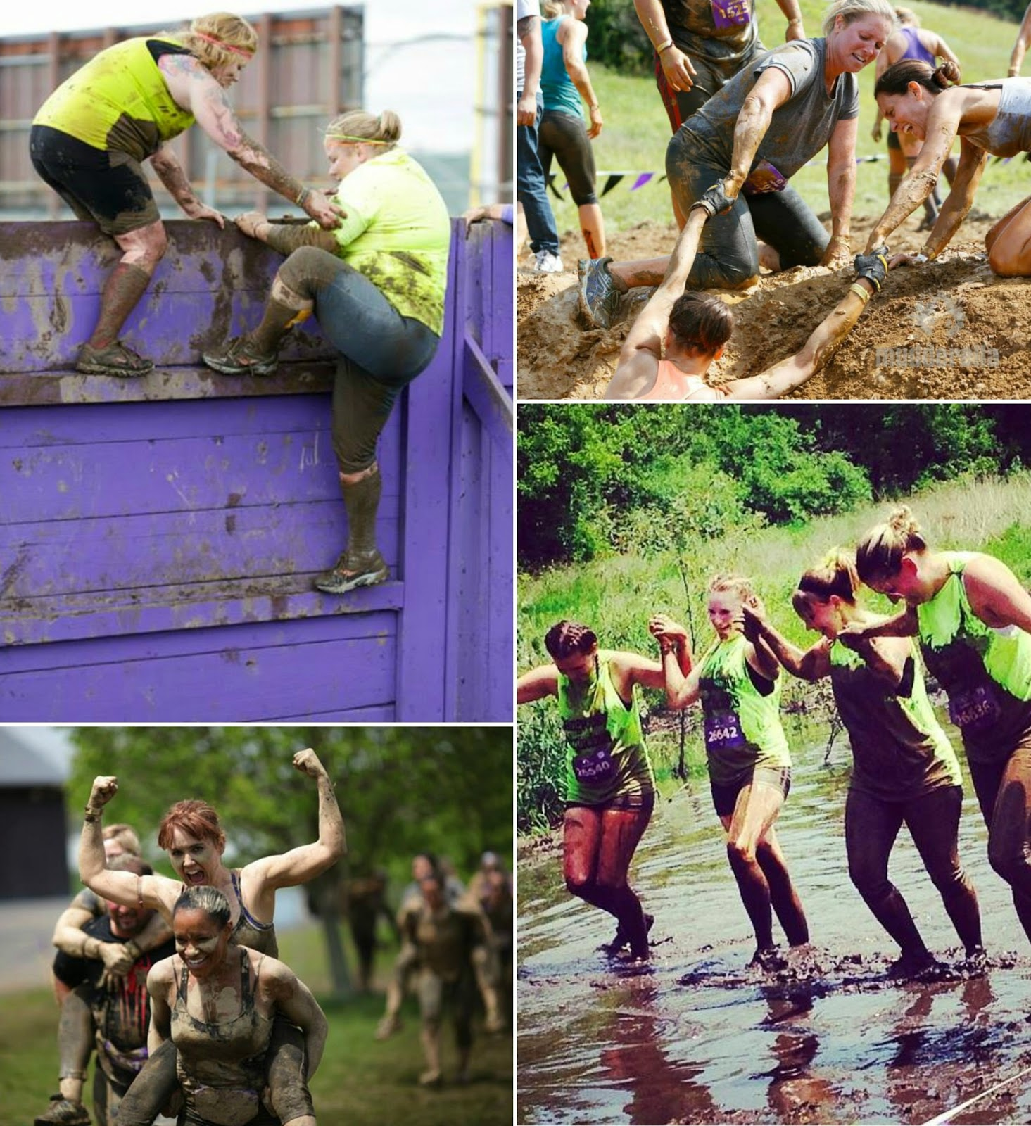 mudderella mud run