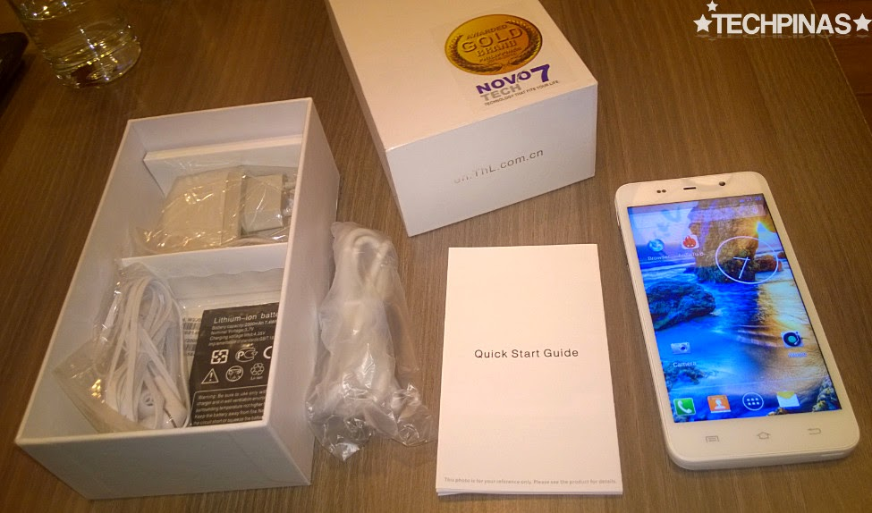 THL W200s, THL W200s Lazada, THL Octa Core Android Smartphone