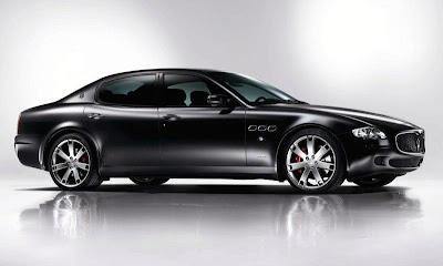 Maserati Quattroporte 2013 - coches y motos 10