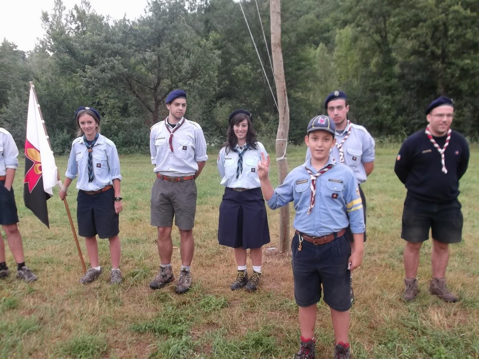 Guias y scouts de europa grupos santiago ap stol y mar a for Terrace 45 scout santiago
