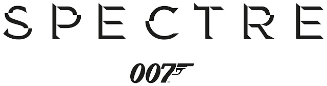 SPECTRE Official 007 Title Artwork White