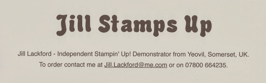 Jill Stamps Up