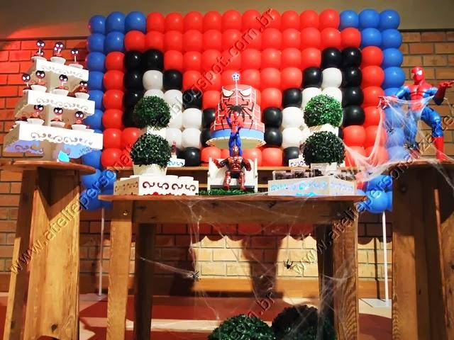 decoração de festa rustica