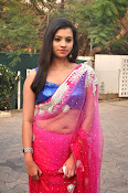 Priyanka photos in saree-thumbnail-11