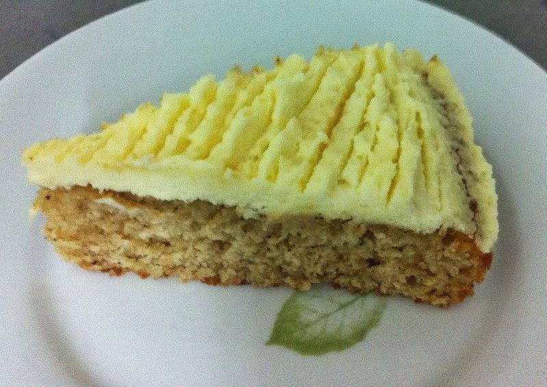 מתכון עוגת תפוח בדבש עם קרם דבש בקלי קלות