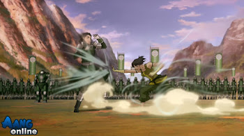 Libro 4: Balance, Capítulo 6: La Batalla de Zaofu - La leyenda de Korra