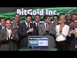 BitGold cotiza en Bolsa