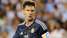 Argentina vs Bolivia 7-0 Messi Dua Gol (Video)