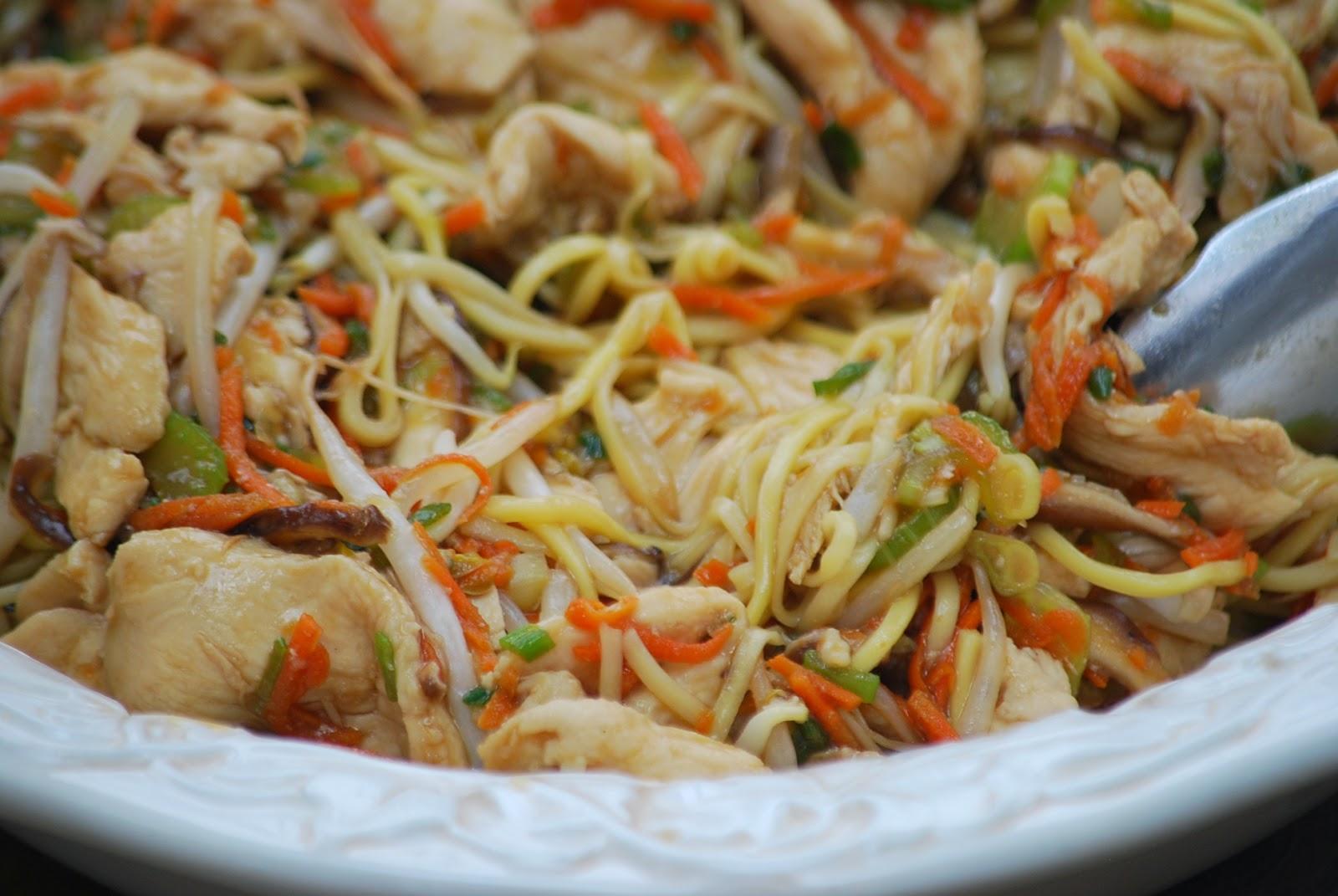 Recipe of Chicken Chow Mein Chicken Chow Mein