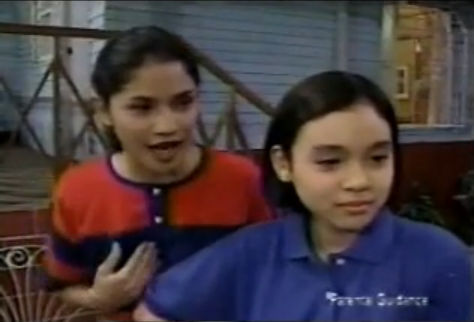 Oki Doki Doc ABS CBN 90's Agot Isidro as Alex and Claudine Barretto as Toni Oki Doki Doc First Episode Retro Sitcom ABS-CBN
