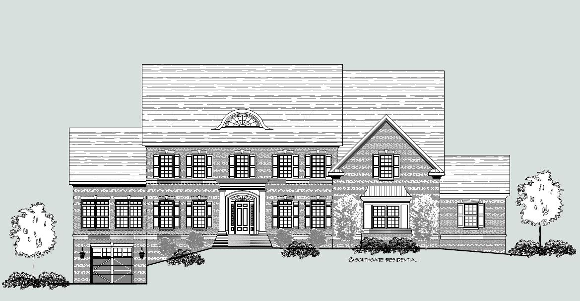 Southgate Residential New Pre Designed Plan The Meadow Rose