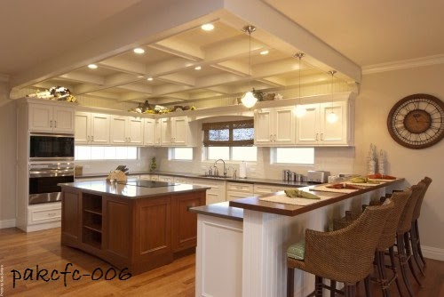 False Ceiling Design Idea For Kitchen(PAKCFC 0053)