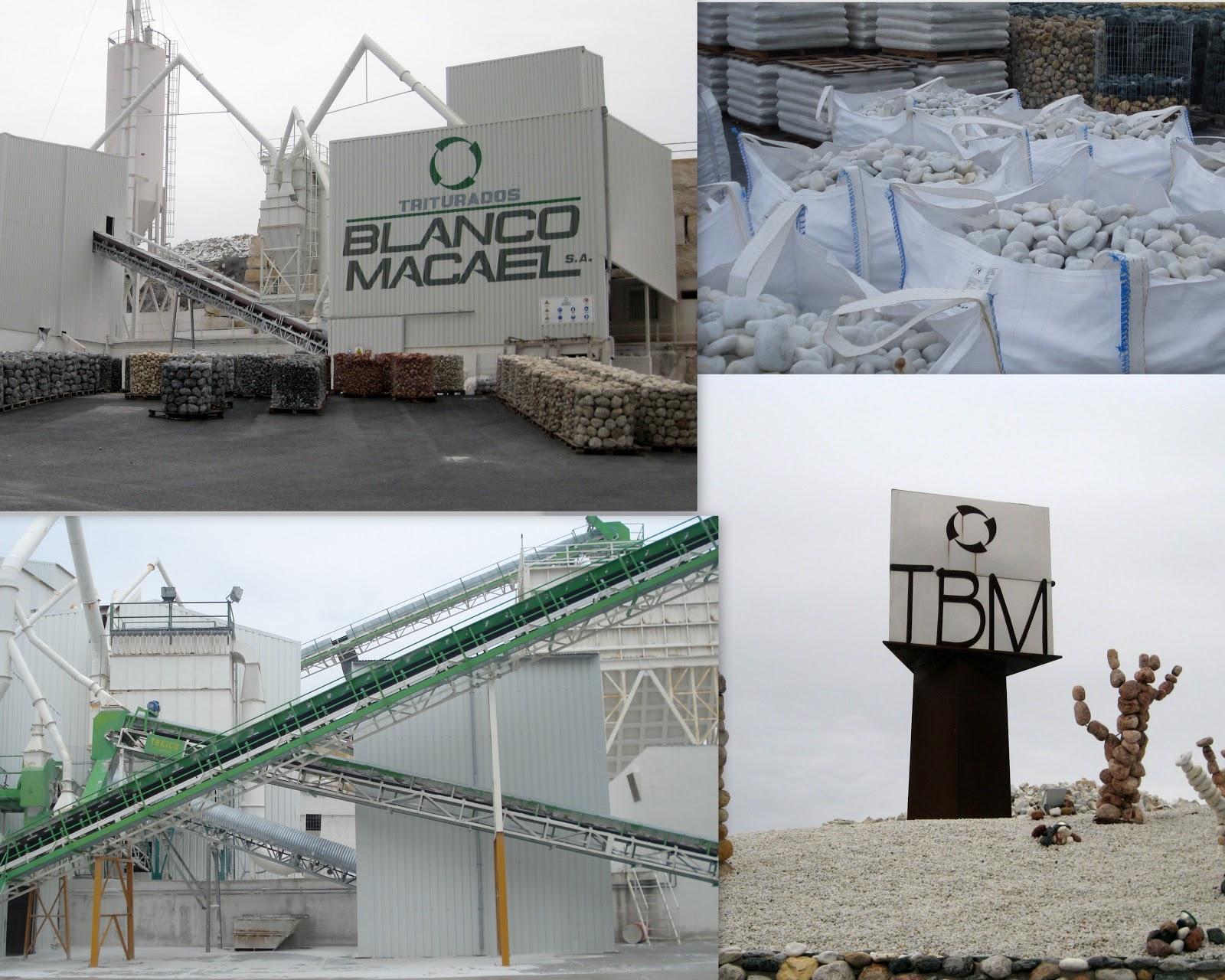 Macael turismo industrial for Como se fabrica el marmol