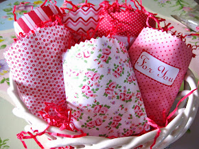 Valentine TREAT BAGS…Free Printables