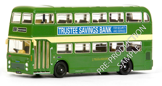 EXCLUSIVE FIRST EDITIONS 38125 - Bristol VRT - Lincolnshire Road Car