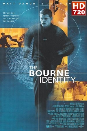 El caso Bourne (The Bourne Identity) (2002) pelicula hd online