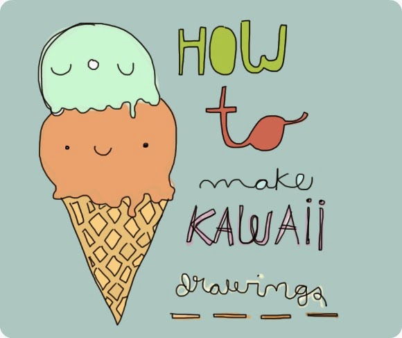 como hacer dibujos kawaii, how to make kawaii drawings