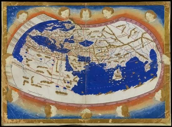 Kosmografia Klaudiusza Ptolomeusza