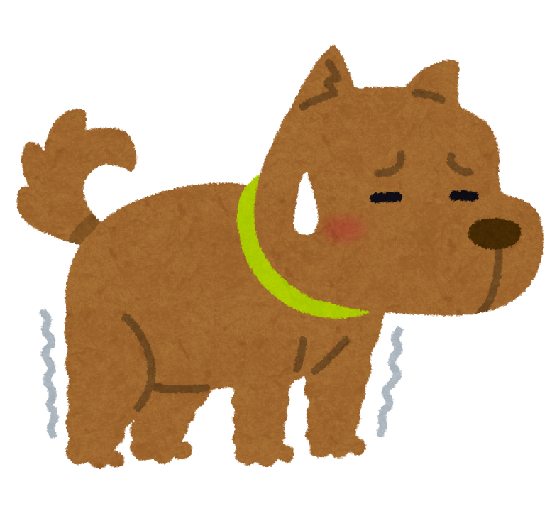 イラスト イラスト 無料 車 : 犬のイラスト | 無料イラスト ...