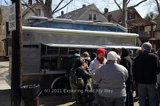 Umami Moto Food Truck