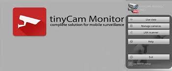 TinyCam Monitor PRO for IP Cam v6.1.6 APK Android
