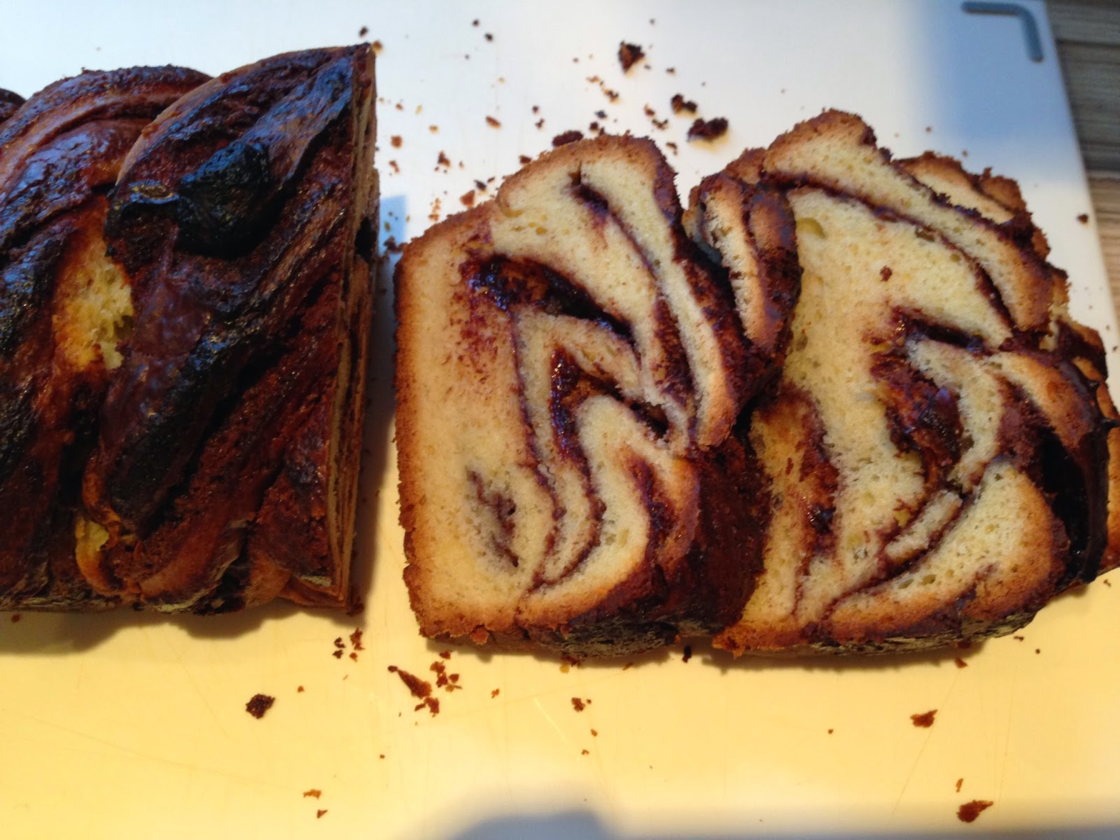 Nutella brioche recipe chcolate french toast