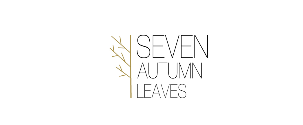 SEVEN AUTUMN LEAVES