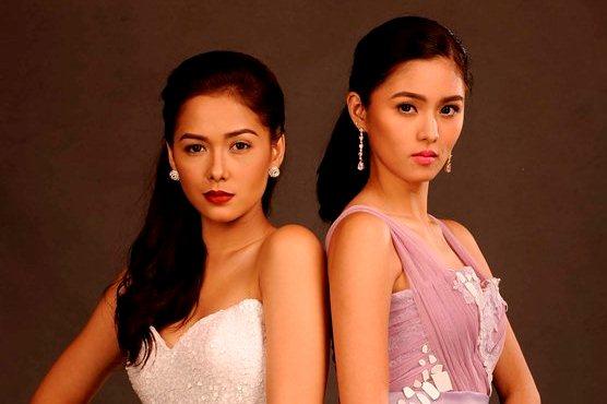 Kim Chiu and Maja Salvador twins?