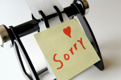 ثلاثة اساليب للأعتذار لحبيبك - اسف - sorry