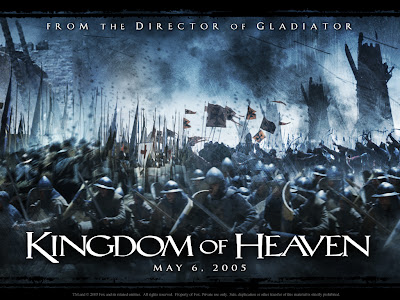 Kingdom Of Heaven ~ What Is a Man   A Constantly Racing Mind